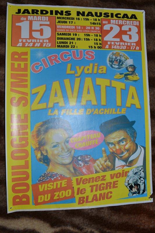 Cirque Lydia Zavatta