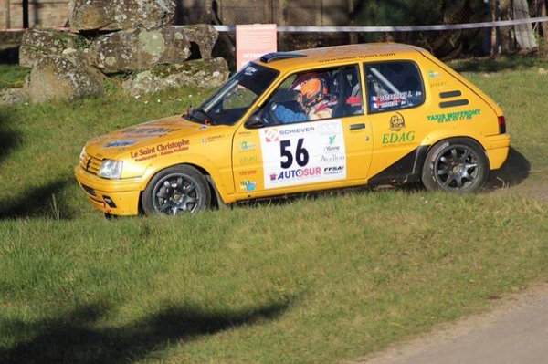 **Résultat du Rallye Avallonnais**