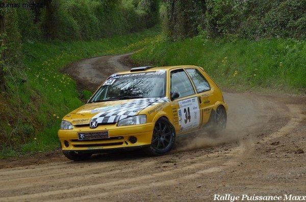 **Rallye du Clain**