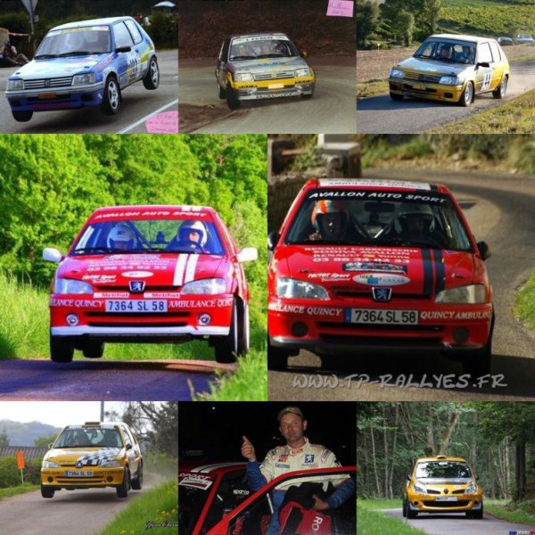 **Alain et ses voitures**