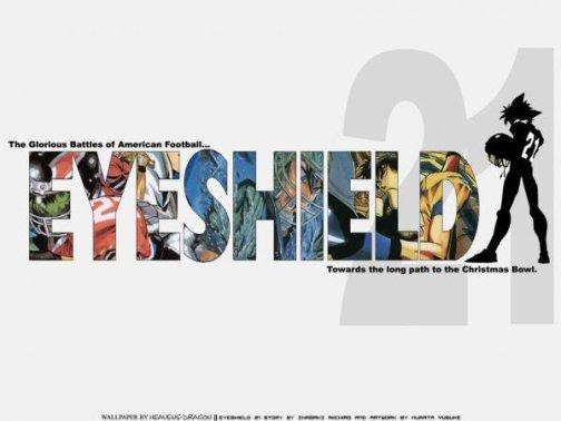 • ____ Eyeshield 21, New Generation ____ • _____» En avant première______» Avec les New Generation
