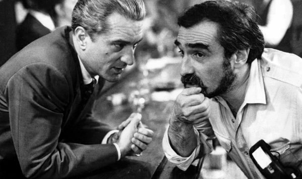 Robert DeNiro & Martin Scorsese