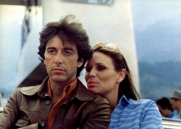 Al Pacino & Marthe Keller