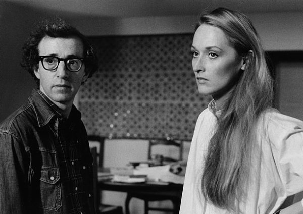 Woody Allen & Meryl Streep