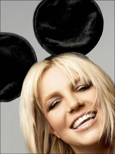 I wanna be Minnie Mouse !