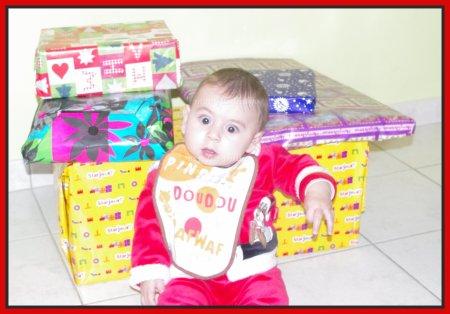 1er Noel de mon bébé!!