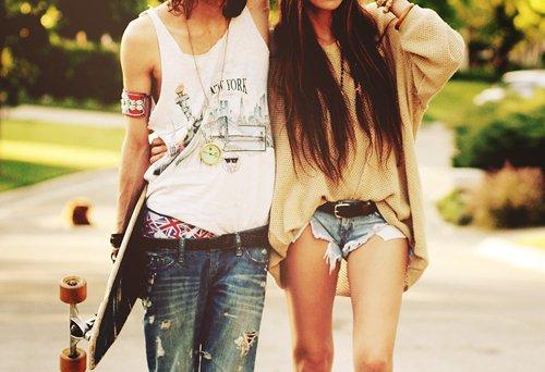 Quand on aime quelqu'un, l'amour c'est l'amour, qu'on soit censés être ensemble, ça change rien.