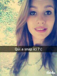 Qui a snap ? #Lisa ~