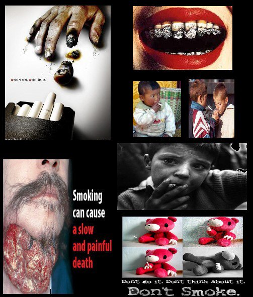 Pourquoi les gens fument - Socit canadienne du cancer