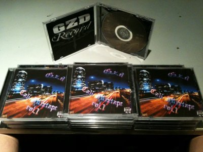 """Cali Mixtape Vol. 1"" Enfin Disponible !!"