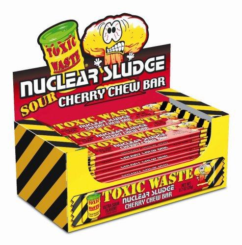 """Les bonbons """" Déchets nucléaires """" étaient... toxiques"""