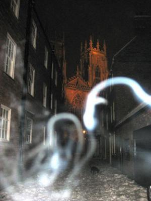 York, cathédrale et fantôme…