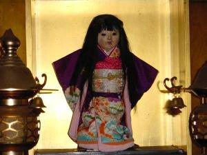 Légende de la poupée O-kiku