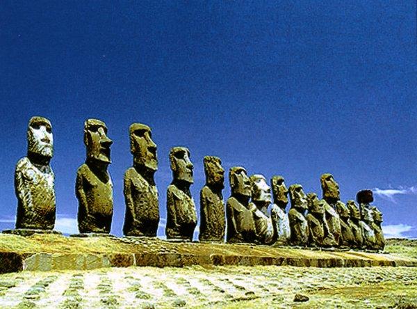 Le mythe des géants