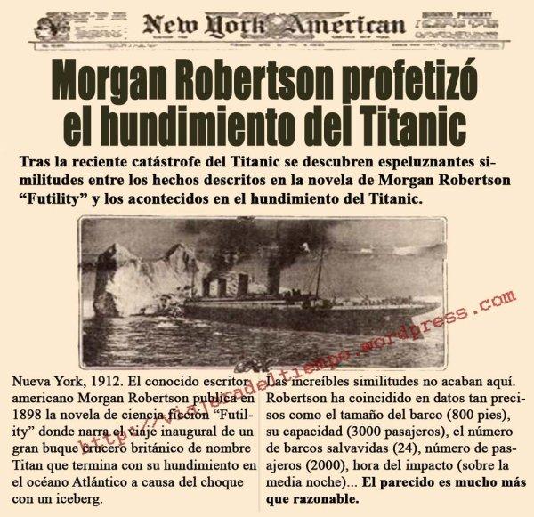 Le Titan et le Titanic