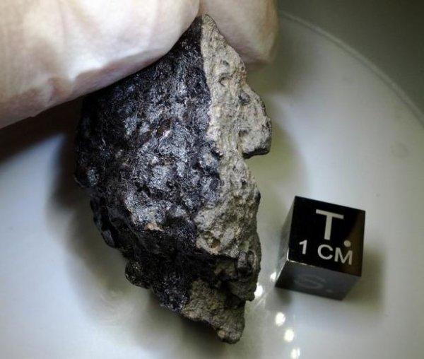 Maroc : La météorite retrouvée en 2011 venait de Mars