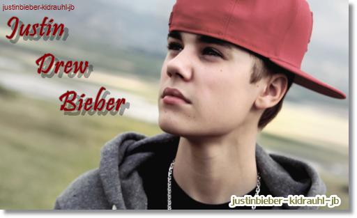 Bienvenue au monde de Justin Bieber