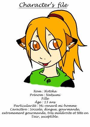 Hotoka Natsumi