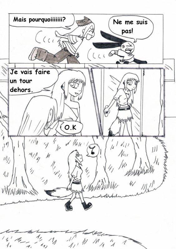 Chapitre 4 : Clair de Lune p.33 à p. 40