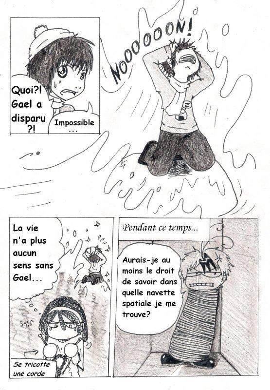 Chapitre 6 : La fille du placard p.8 à 15