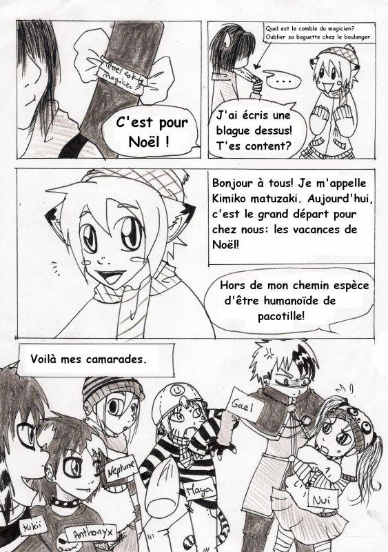 chapitre 7 : Happy friendises p.1 à 6