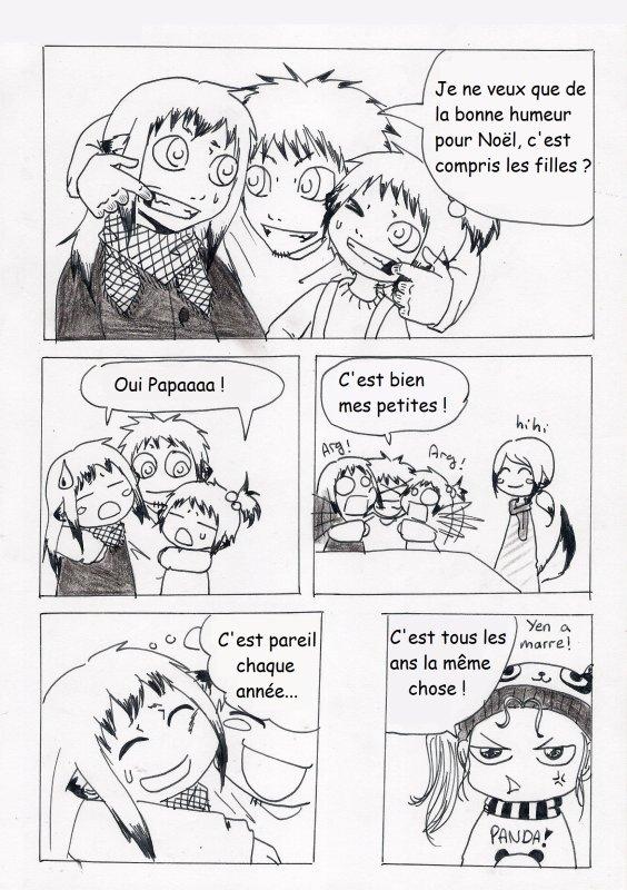 Chapitre 7 : Happy friendises p.39 à p.46