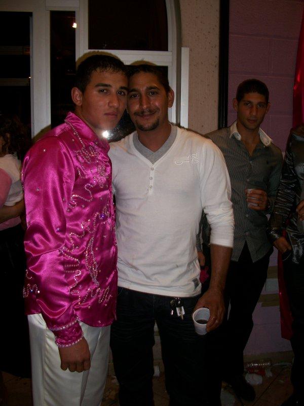 mon couz et mon oncle