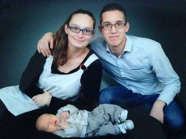 ma petite famille mon homme mon fils et moi