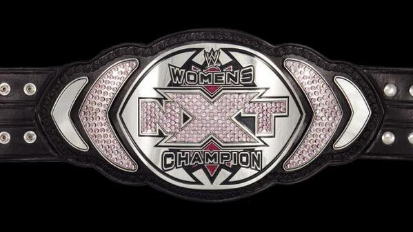 Le design du NxT Women's Championship dévoilé