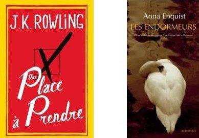 Coups de coeurs littéraires.