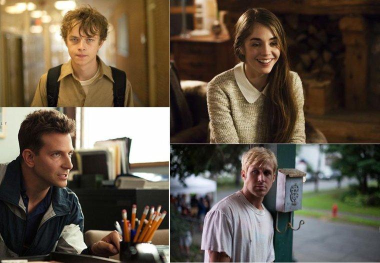 Acteurs favoris # Mai 2014 - Dane Dehaan, Alice Isaaz, Bradley Cooper, Ryan Gosling. ♥