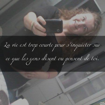 Vie ta vie et fuck les avis (l)