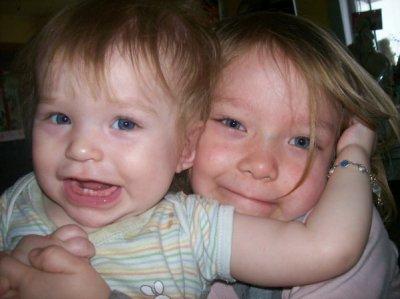 <3 mais puce et ma grand soeur <3