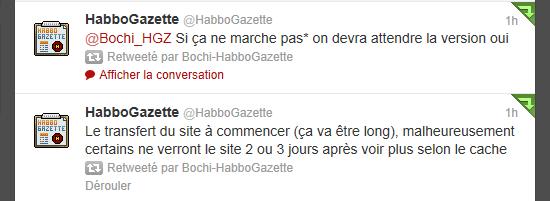 Réouverture HabboGazette ! INFORMATION URGENTE !