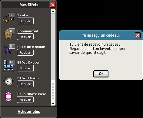 Gagne Un Effet Pixel !