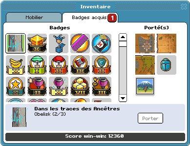 Gagne un 14ème badge Facebook grâce à un labyrinthe wired ! ( Badge Obélisque ) (2/3 Badges)