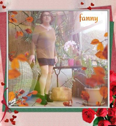 Reflet....fanny-rose