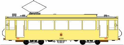 Un dessin trains et trams de belgique et d 39 ailleurs - Dessin tramway ...