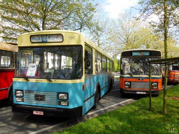MTUB: Fête de l'avenue de Tervuren