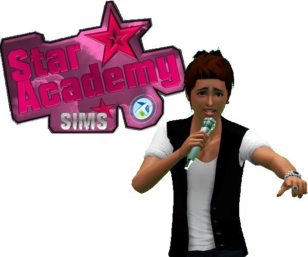 • L'interview de Clément , Star Academy Sims •