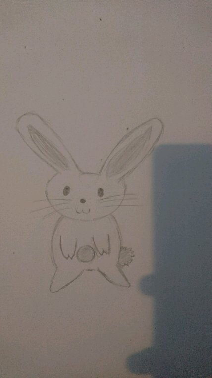 Résultats du premier cours de dessin \O/