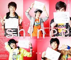 Shinee!!