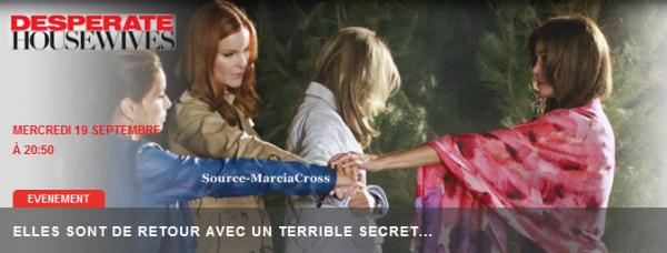 La saison 8 de Desperate Housewives arrive sur m6!