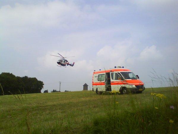 Ambulance + Air rescue <3