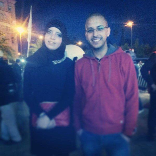 avec mn cher frère yassin dans le festival international du film de marrakech