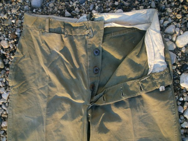 Pantalon à identifier