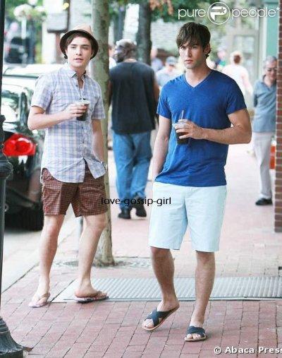 Nate et Chuck