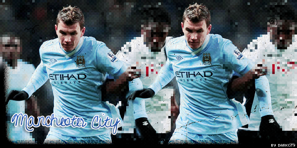 Bienvenue sur DarkCity ♦ Ta source sur L'equipe de Football Manchester City •