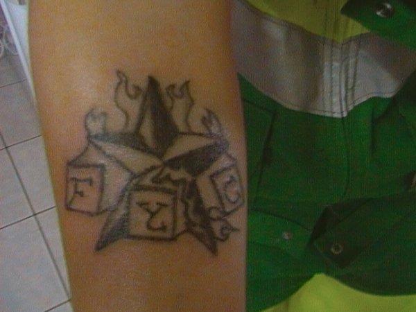 mon tatouage pour ma famille