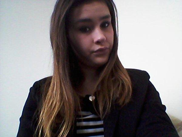 Juste; KhlOay, celle d'aujourd'hui.  ♥